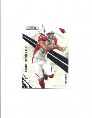 Larry Fitzgerald 2010 Panini Rookies and Stars Card #2 Arizona Cardinals