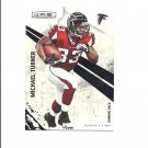 Michael Turner 2010 Panini Rookies and Stars Card #6 Atlanta Falcons