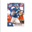 Jason Pierre-Paul 2010 Donruss Rated Rookie #45 New York Giants