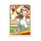 Vinny Testaverde 1988 Topps Rookie Card #352 Tampa Bay Buccaneers