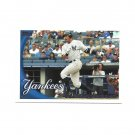 Alex Rodriguez 2010 Topps Card #400A New York Yankees