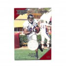 Chad Johnson 2001 Topps Debut Rookie Jersey Card #128 Cincinnati Bengals/Miami Dolphins
