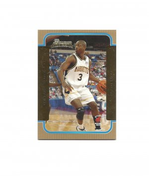 Dwayne Wade 2003-04 Bowman Gold Parallel Rookie #149 Miami Heat