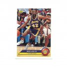 James Worthy 1992-93 Upper Deck McDonalds #P21 Los Angeles Lakers