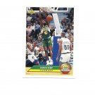 Shawn Kemp 1992-93 Upper Deck McDonalds #P38 Seattle Supersonics