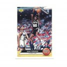 David Robinson 1992-93 Upper Deck McDonalds #P37 San Antonio Spurs