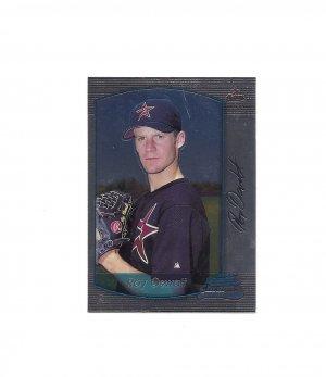 Roy Oswalt 2000 Bowman Chrome Rookie #395 Houston Astros/Texas Rangers