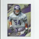 Eric Kendricks 2015 Topps Fire Silver Foil Parallel Rookie #19 Minnesota Vikings