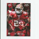 Mike Davis 2015 Topps Fire Rookie #46 San Francisco 49ers