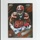 Vince Mayle 2015 Topps Fire Silver Foil Parallel Rookie #7 Cleveland Browns/Dallas Cowboys