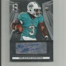 Orleans Darkwa 2014 Panini Spectra Autographed Rookie #269 (046/149) Miami Dolphins/New York Giants