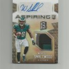 Wendell Smallwood 2016 Panini Spectra Aspring Rookie Auto #APAWS (013/199) Philadelphia Eagles