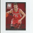 Chandler Parsons 2013-14 Panini Elite Franchise Future #19 Houston Rockets
