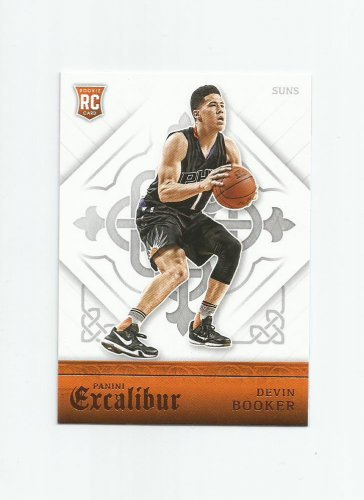 Devin Booker 2015-16 Panini Excalibur Rookie #181 Phoenix Suns