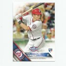 Trea Turner 2016 Topps Opening Day Rookie #OD154 Washington Nationals