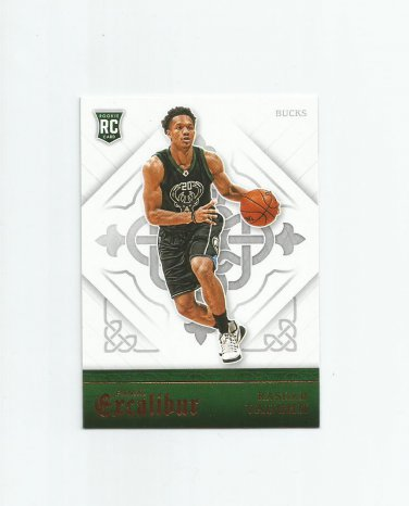 Rashad Vaughn 2015-16 Panini Excalibur Rookie #175 Milwaukee Bucks