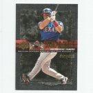 Ivan Rodriguez 2000 Upper Deck Black Diamond Diamond Skills Insert #S5 Texas Rangers