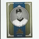 Derek Jeter 2005 Donruss Diamond Kings #152 New York Yankees