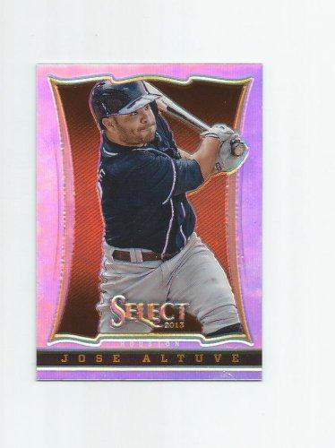 Jose Altuve 2013 Panini Select Prizm Refractor #84 Houston Astros