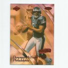 Donovan McNabb 1999 Collector's Edge Masters Holosilver Insert #142 (0043/3500) Philadelphia Eagles