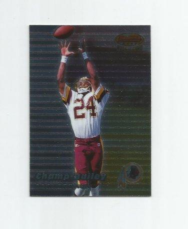 Champ Bailey 1999 Bowman's Best Rookie #126 Washington Redskins