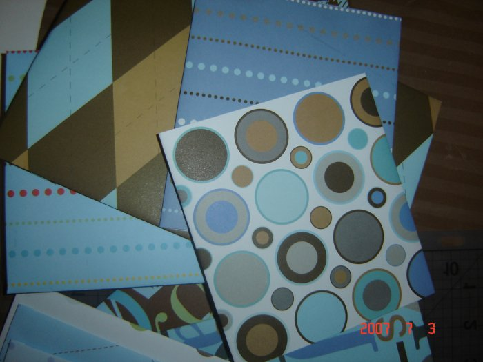 10 Handmade Shipping Envelopes