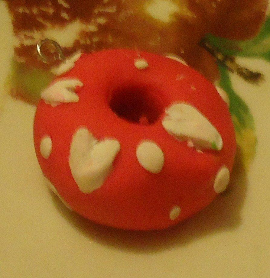 Kawaii Doughnut Charm