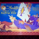 Aladdin - Disney - Anchors Away Sailing Ship for Action Figures