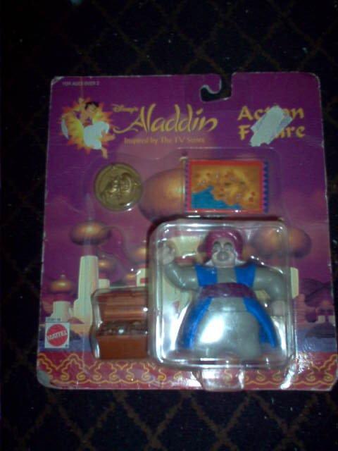 Aladdin - Disney - Bad Guy 1 Action Figure