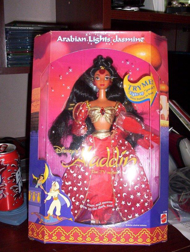 Aladdin - Disney - Arabian Lights Jasmine Doll