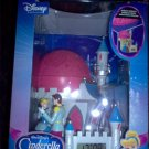 Disney's Cinderella & Prince Projection Globe Alarm