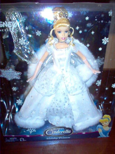 Disney's Cinderella Holiday Princess Special Edition Doll