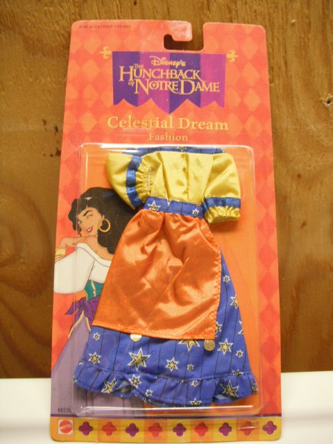 Disney's Hunchback of Notre Dame Fashions 1