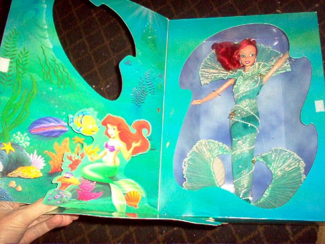 Little Mermaid Film Premiere Edition Aqua Fantasy Ariel