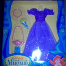 Little Mermaid Dress 'n Play Purple Fashion