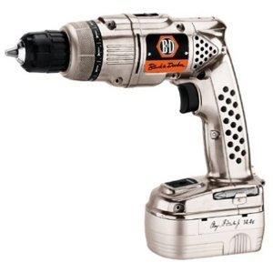 Black & Decker RD1440K 85th Anniversary 14.4V Cordless Drill/Driver Kit