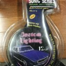 Sound Activated Car / Vehicle 12V Rope Light Multi Color 15'