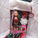 Barbie Holiday Stocking Doll