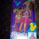 Heart Family Disneyland Mother & Girl