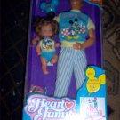 Heart Family Disneyland Father & Boy