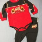 NBA Houston Rockets Bodysuit & Pant Set - size 6-9m