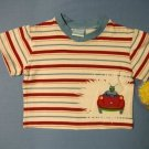 Sunny Patch Car Bug Tee - size 12m