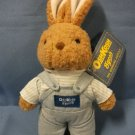 Eden Toys OshKosh B&#39;gosh Boy Bunny Rabbit 9&quot;