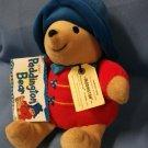 "Paddington Bear Soft 7"" Baby Plush Eden Toys 1998"