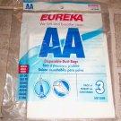 Eureka AA Disposable Dust Bags 27 Bags