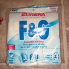 Eureka F&G Disposable Dust Bags 12 Bags