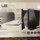 Asus USB 2.0 8x DVD Writer External Optical Drive SDRW-08D1S-U (Black)
