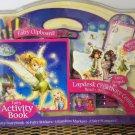 Disney Fairies: Fairy Activity Book Lapdesk Creativity Center Set
