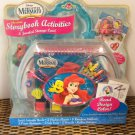 Disney The Little Mermaid: Take-along Storybook Activities & Jeweled Storage Case
