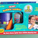 No Spill Bubble Tumbler 2 pack